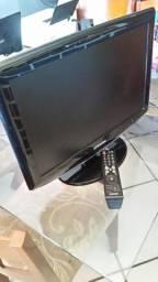 TV e monitor samsung 20 polegadas