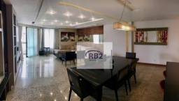Excelente apartamento luxuoso na Praia de Icaraí 3 quartos com 2 suítes e 3 vagas