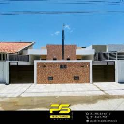 Casa com 2 dormitórios à venda por R$ 150.000 - Gramame - João Pessoa/PB