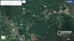 Chácara com 4 dormitórios à venda, 24200 m² por R$ 370.000- Zona Rural - Morretes/Paraná