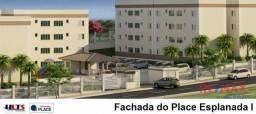 Apartamento com 2 dormitórios à venda, 47 m² por R$ 109.990,00 - Residencial Pequis - Uber