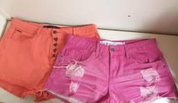 2 shorts marisa.