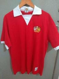 Camisa Manchester United Retrô 1970