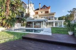 Casa à venda com 4 dormitórios em Vila conceição, Porto alegre cod:LU429005