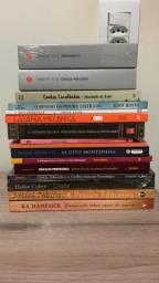 Livros novos e usados a partir de 7 reais ACEITO CARTÃO