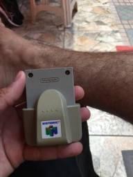 Rumble Pak - Nintendo 64 - N64 comprar usado  Rio de Janeiro