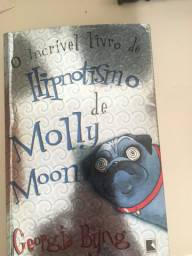 O incrivel livro de hipnotismo de Molly Moon