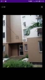Apartamento 2 quartos semi mobiliado aceito carro trocas apto financiamento caixa