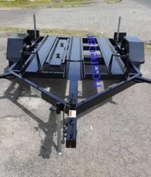 Carretinhas para moto carga e jet ski
