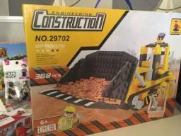 Lego escavadeira