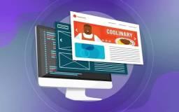Construção de sites Wix ou Webnode