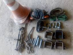 Tralhas de guincho pesado