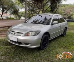 Honda Civic LX 1.7 16V Completo - 2006