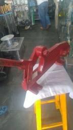 Guilhotina, tesoura cortar ferro de até 5mm