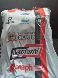 Camisa oficial do Caucaia