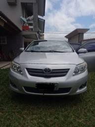 Toyota Corolla 2010 GLI 1.8 automático