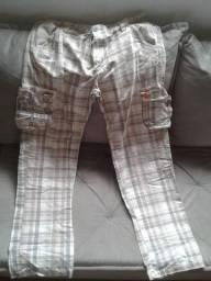 Lote de 10 calças