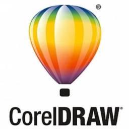 Curso Corel Draw Photoshop Desenho Estampas Logotipo 25 Dvds + Brindes