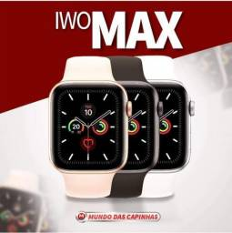 Smartwatch IWO MAX T500 Rosa 44MM Bluetooth IOS ANDROID