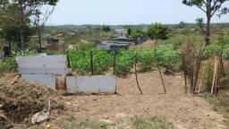 Vendo terreno 10×42 no precinho localizado na invasão da taicoca