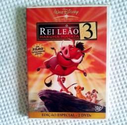 O Rei Leão 3 Hakuna Matata edição especial - 2 DVDs