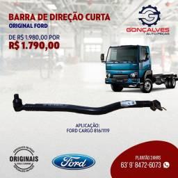 BARRA DE DIREÇÃO CURTA ORIGINAL FORD