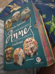 Coleção Anne de Green Gables - 6 volumes