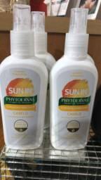 Clareador de cabelo sun in
