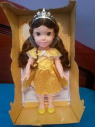 Boneca Bela Disney Nova 90,00