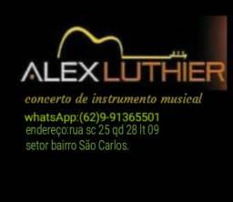 Concerto de instrumento musical de cordas