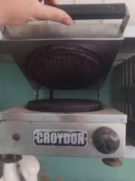Máquina de fazer casquinha