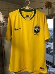 Camisa Brasil 2018