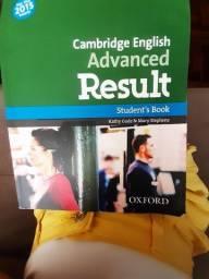 Cambridge english advanced result