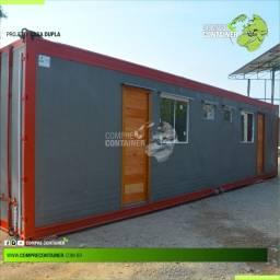 Kitnet Dupla Container - Renda de alugueis!