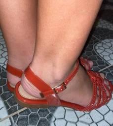 Sandálias super modernas Novas!
