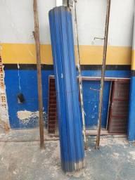 Porta de Aço, 600 reais