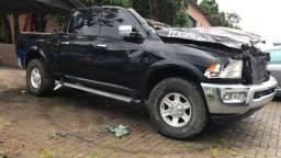 Sucata Dodge ram 2500 2012