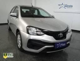 Toyota Etios Sedan X Plus 1.5 (Aut) (Flex)