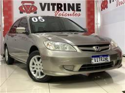 Honda Civic 1.7 lx 16v gasolina 4p manual
