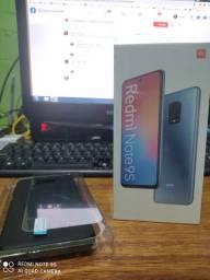 Xiaomi redmi note 9s 128GB / 6GB ram (lacrado)