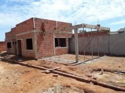 Casa Nova de 95 m² de Construção Taquaralto 2/4 Sendo 1suíte Financia Na Laje Individual