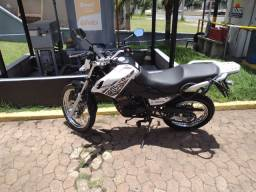 Crosser 2018 aceito troca em moto menor