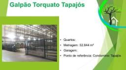 Título do anúncio: terreno com galpão na torquato tapajós - R$ 16.000.000