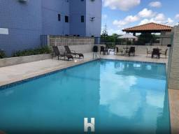 Apartamento com 2 dormitórios à venda, 62 m² por R$ 210.000,00 - Tambauzinho - João Pessoa