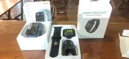 Smartwatch Barato! Aproveite as últimas unidades. LEIA!