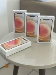 IPhone 12 branco LACRADO