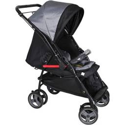 Carrinho de bebê Maranello Galzerano Preto ( Compre e Ganhe um brinde)