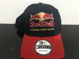 Boné New Era Red Bull Racing (Stock Car)