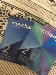 livros intermédiario 2 senac
