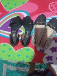 Sapato n37 desapego
